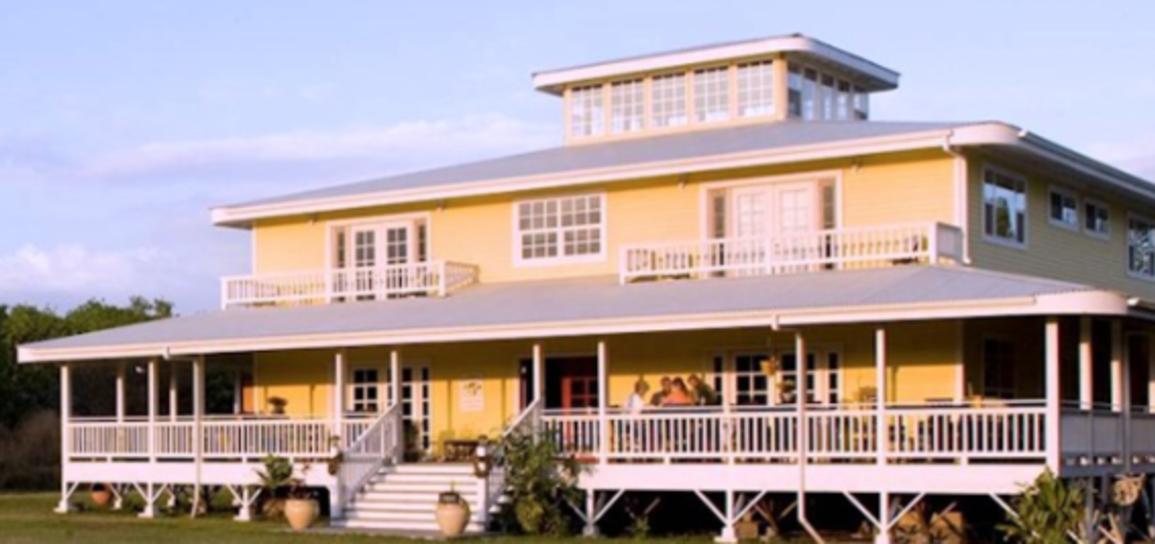 Hôtel de charme, île de Kauai