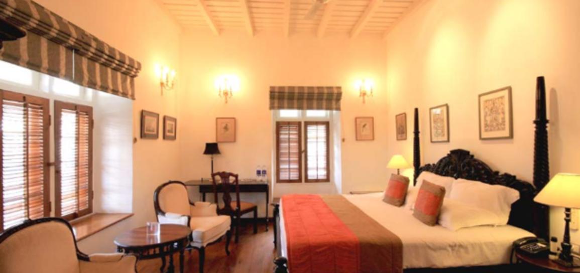 Hotel De Charme Cochin Inde