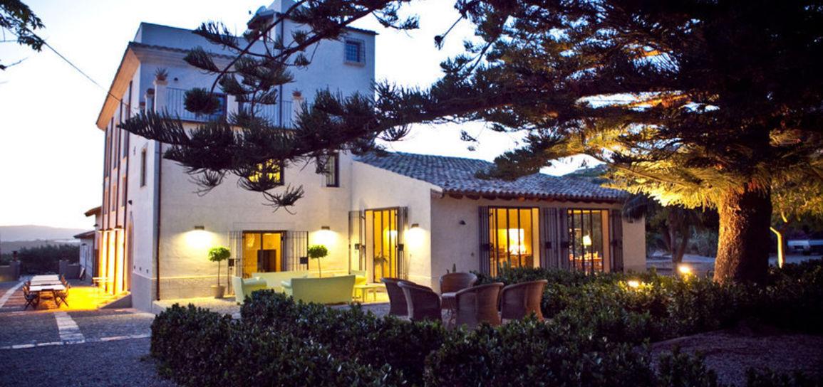 Hôtel de charme, Palma di Montechiaro