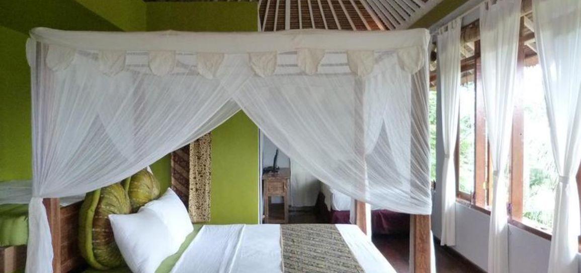 Hôtel de charme, Ubud
