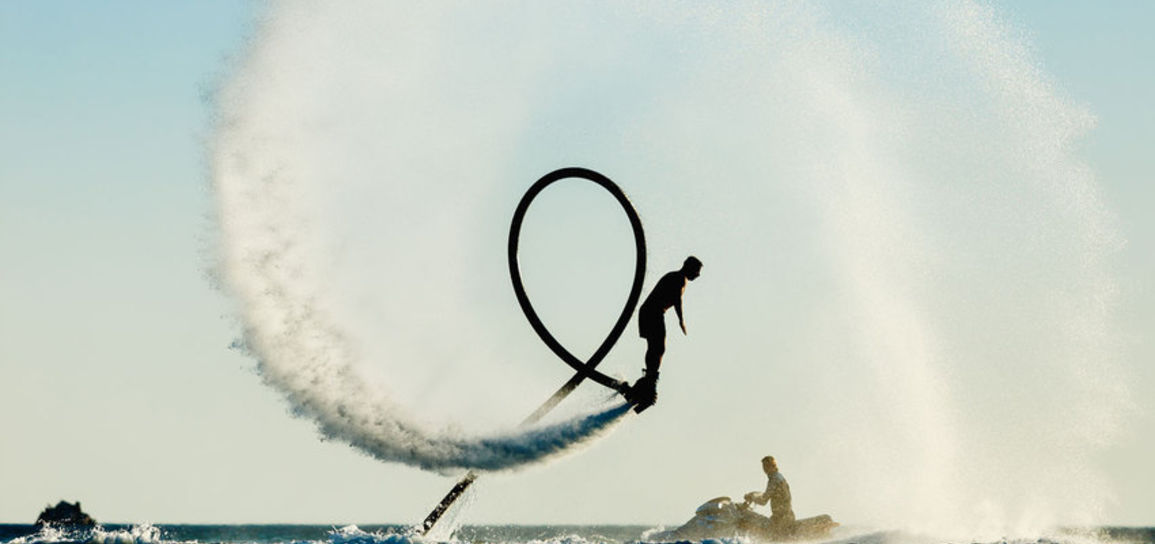 Flyboard, New York