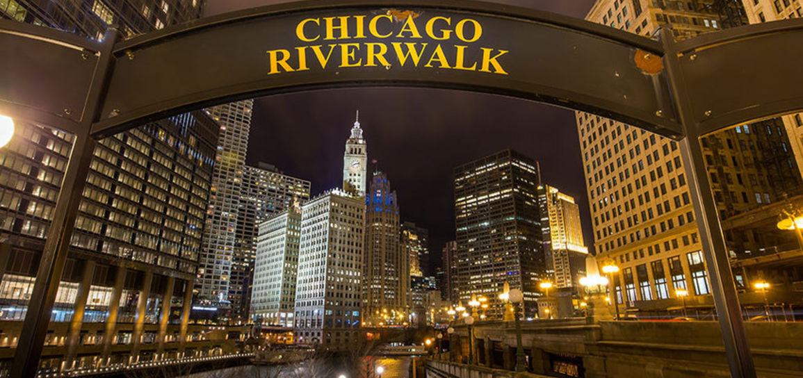 Chicaco Riverwalk