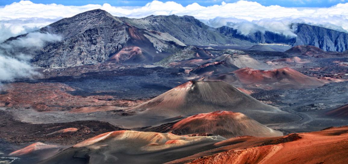 Cratère d'Haleakala