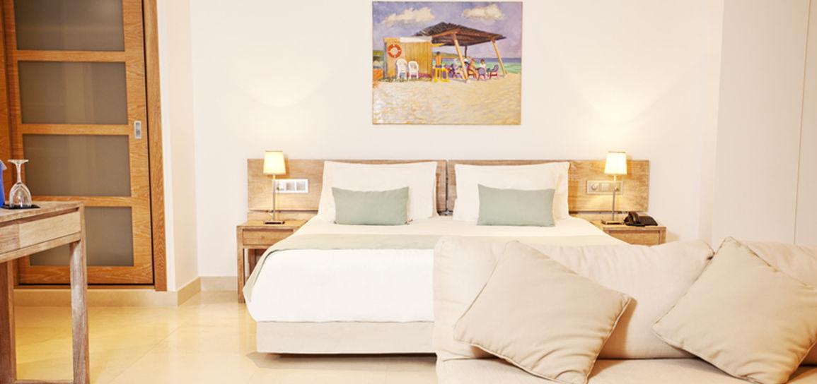 Hôtel de charme, Formentera