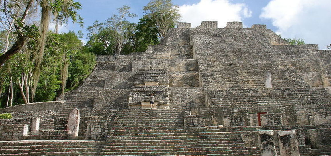 Calakmul, Mexique