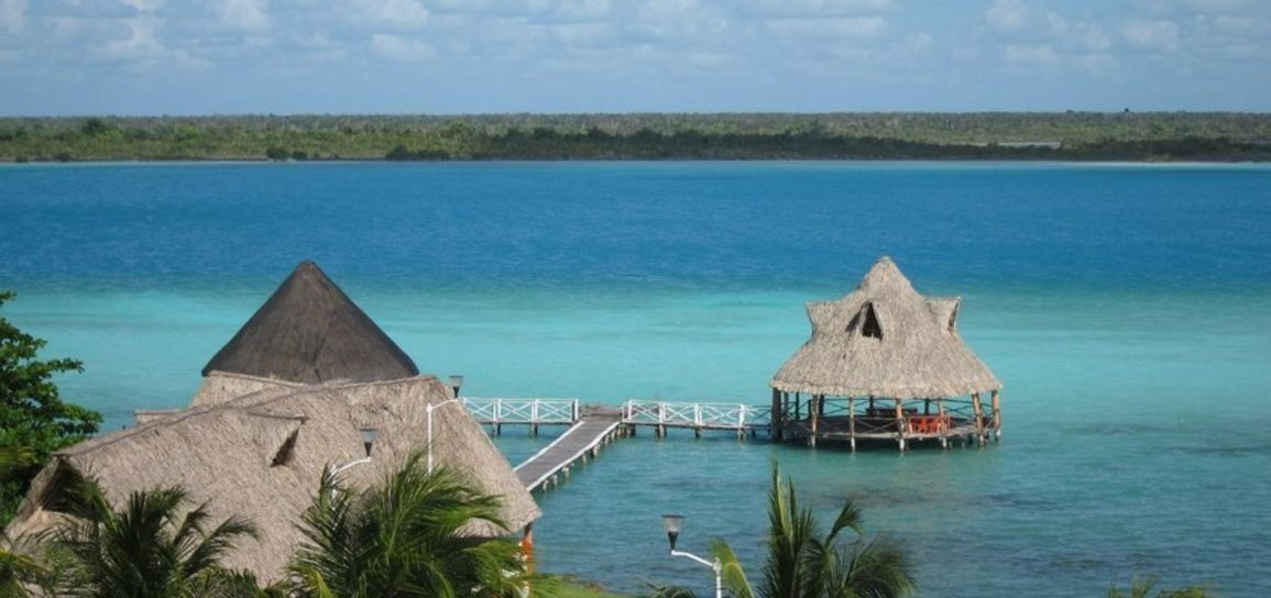 Bacalar, Mexique
