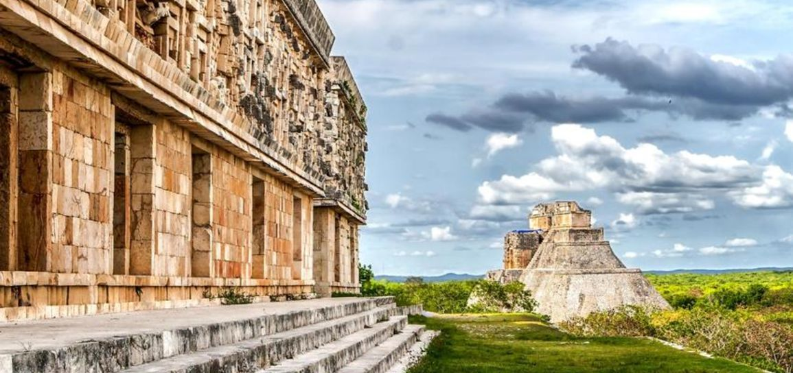 Site d'Uxmal, Mexique