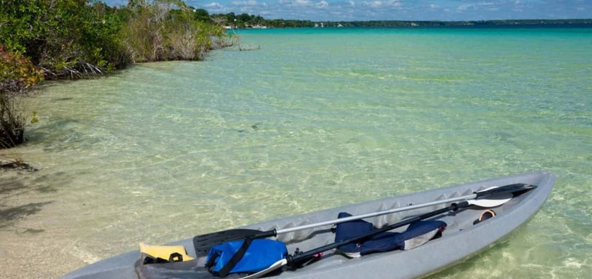 Excursion Kayak, Bacalar