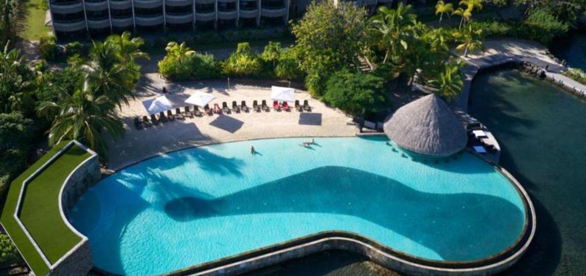 Hôtel de charme, Tahiti