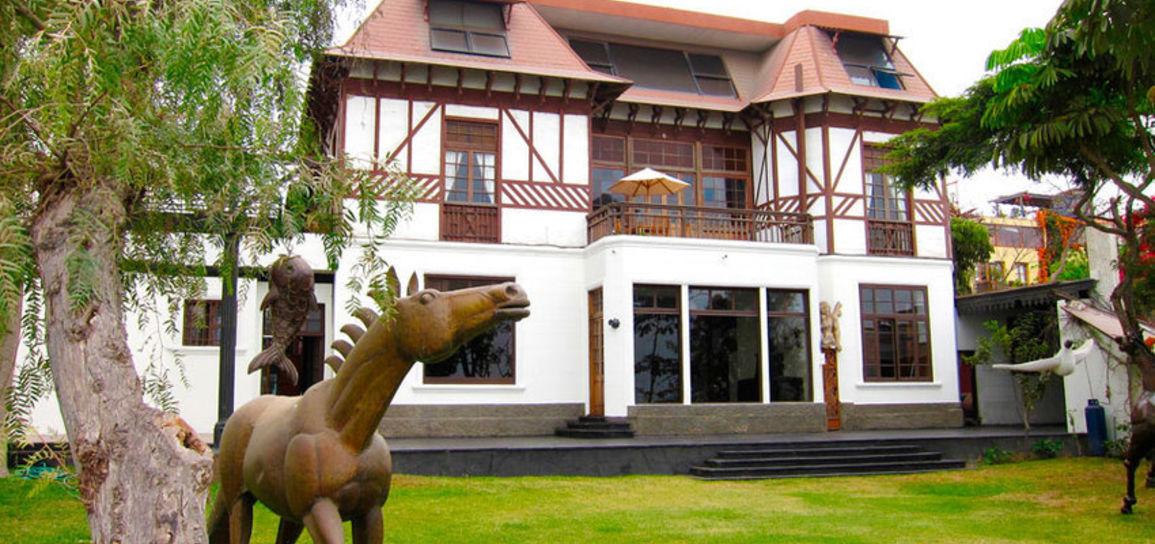 Hôtel de charme, Lima