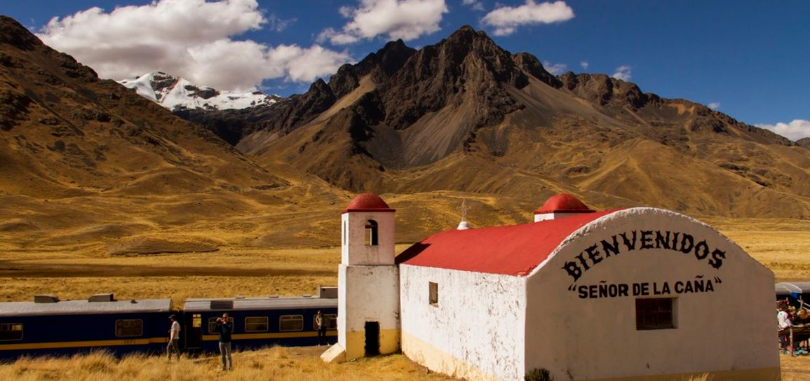 Traversée des Andes
