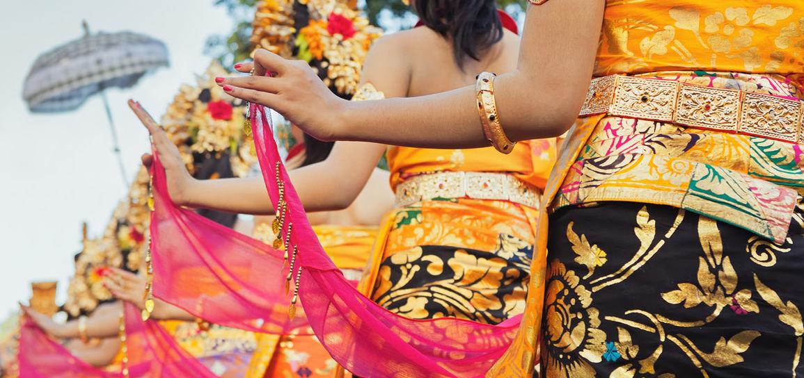 Procession, Bali