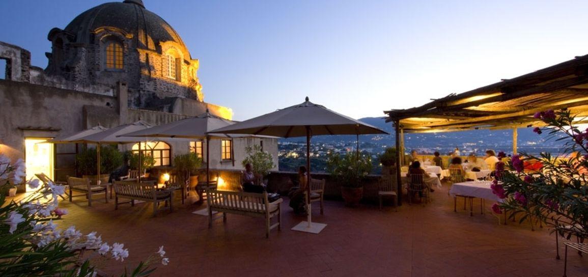 hôtel de charme, Ischia