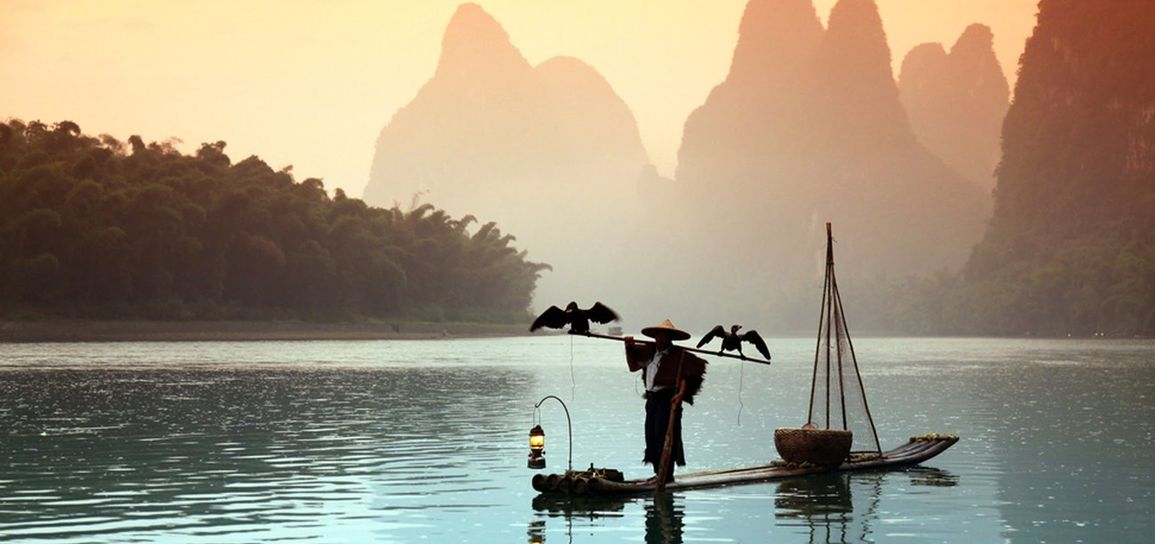 campagne, Guilin