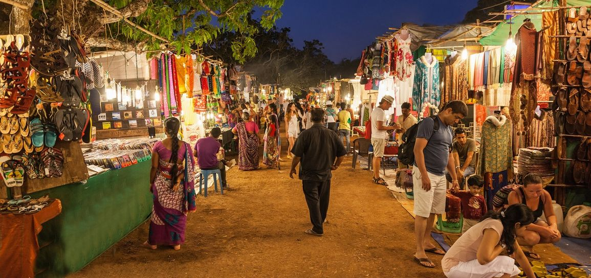 datant du marché en Inde