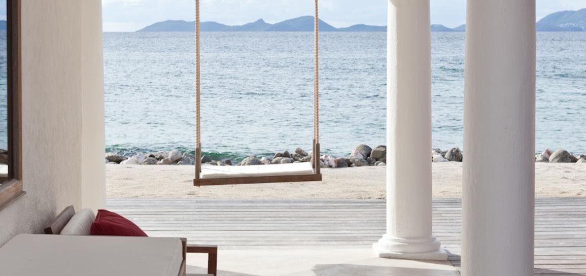 Villa minimaliste, Moustique