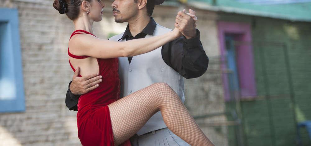 Danseurs de Tango, Buenos Aires