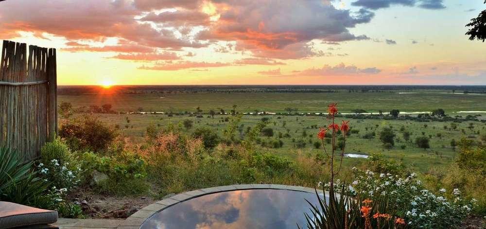 Lodge de Charme à Chobe