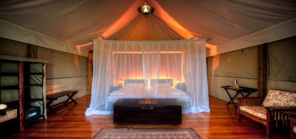 Tented Camp de Charme à Nxai