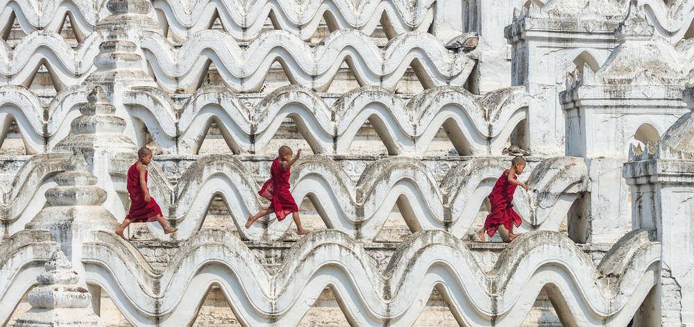 Sagaing, Birmanie