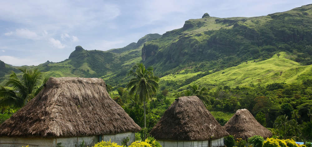 Village traditionnel de Navala, Viti Levu