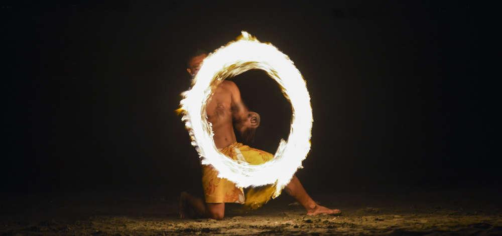 Fire Show à Nadi, Viti Levu
