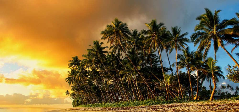 Plage de Lavena, Vanua Levu