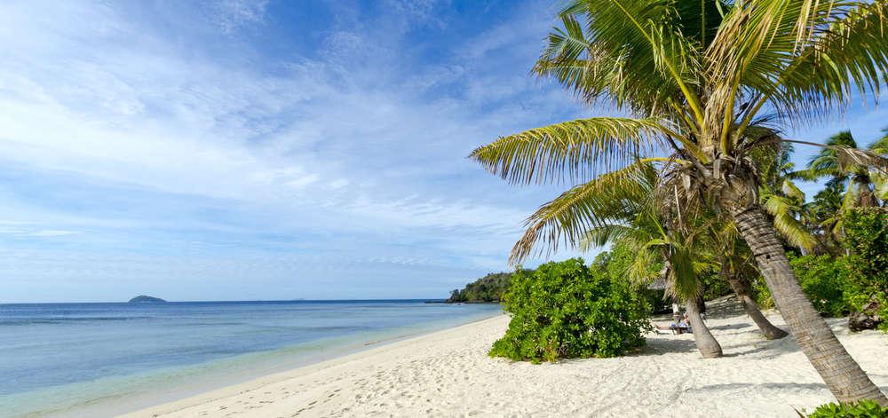 Plage des îles Mamanuca