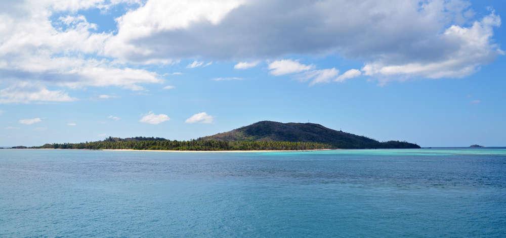 Une des îles Yasawa