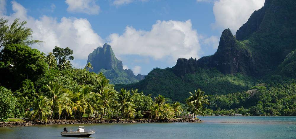 Moorea, Polynésie
