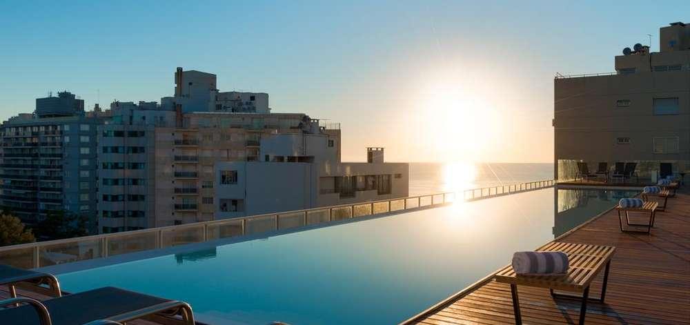 Hôtel contemporain de Montevideo