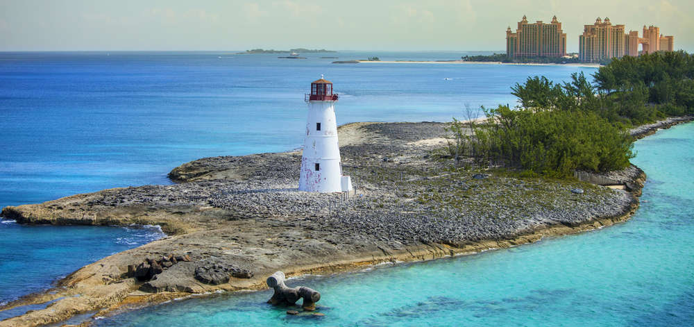 Phare de Nassau, New Providence