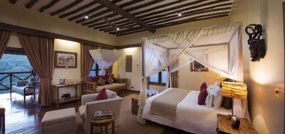 Lodge Haut de Gamme dans la Vallée du Rift