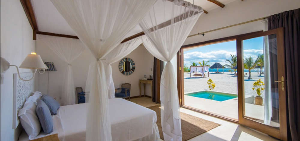 Hôtel Bohème-Chic à Zanzibar