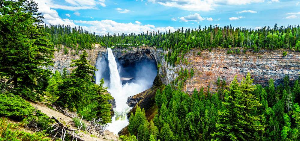 Helmcken Falls, Wells Gray Provincial Park