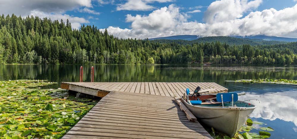 Clearwater Lake, Wells Gray Provincial Park