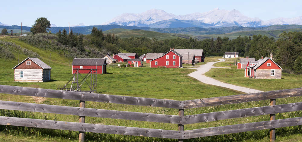 Ranch, Alberta