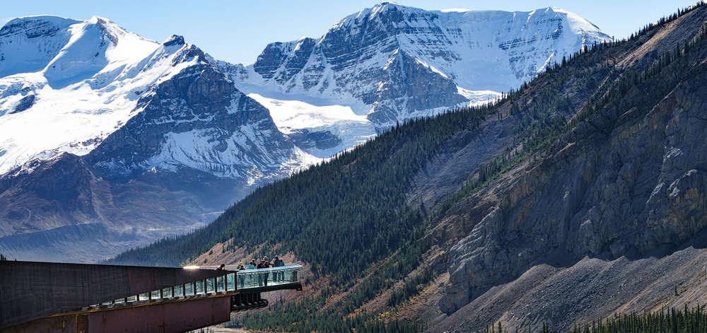 Galcier Skywalk, Jasper National Park