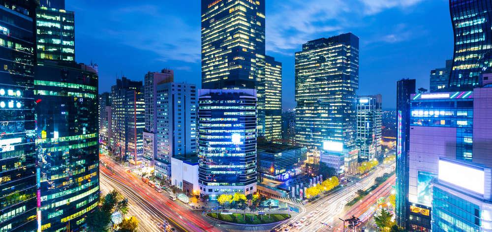 Gungnam, Séoul, Corée du Sud
