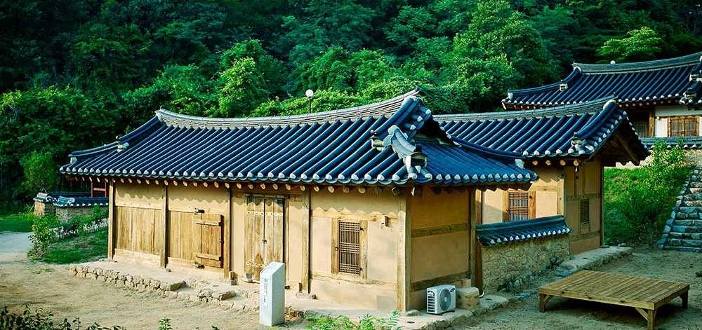 hôtel de charme traditionnel, Andong