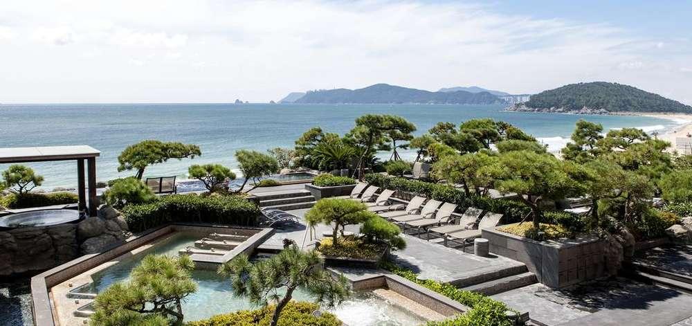 hôtel de luxe, Busan