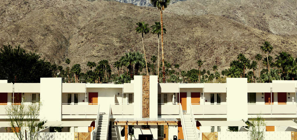 Pied-à-terre, Palm Springs