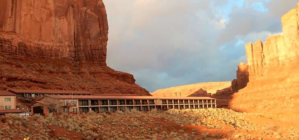 Lodge, Monument Valley