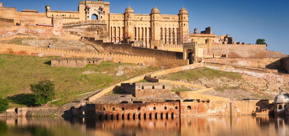 Fort d'Amber, Jaipur