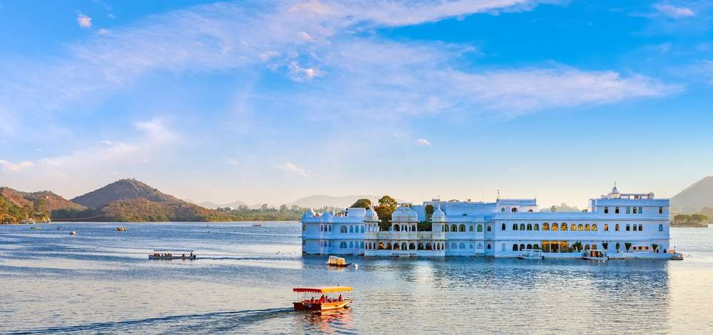 Lac Pichola, Udaipur