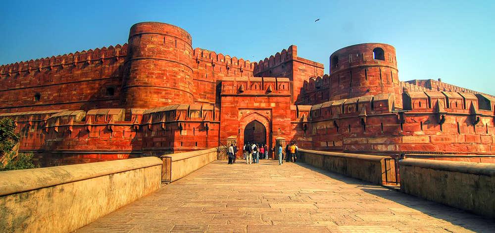 Fort Rouge, Delhi