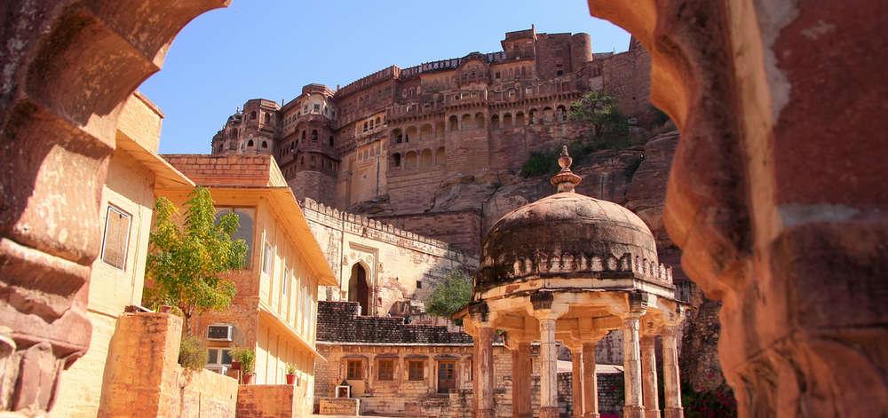 Fort de Mehrangarh, Jodhpur