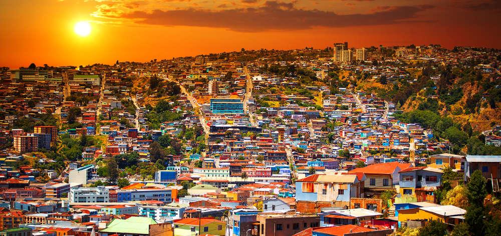 Ville de Valparaiso