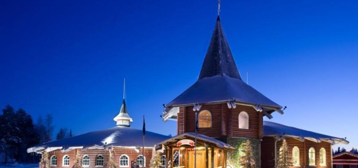 Village du père Noël, Laponie